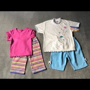 Baby Girl 6-12M Mixed Brands Non Used Clothing